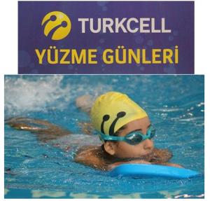 Turkcell Yüzme Günleri 20 Eylül 2014 Cumartesi günü Kapalı Yüzme Havuzunda yapılacaktır.